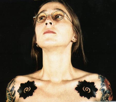 Tattoo - Creative design and development - Wohill jan.1997 issue of the